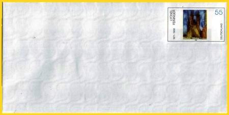 Plusbrief 55 Cent Motiv Feininger