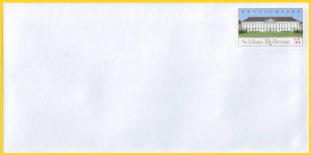 Plusbrief 55 Cent Motiv Schloß Bellevue