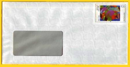 Plusbrief Kompakt 100 Cent mit Fenster - neues Motiv Hölzel
