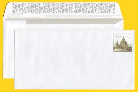 Plusbrief kompakt 95 Cent ohne Fenster - Motiv Berliner Dom