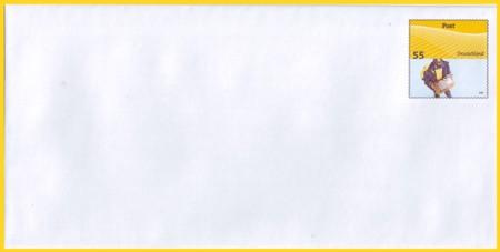 Plusbrief 55 Cent Motiv Zustellung
